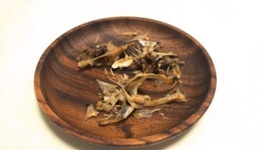 食べた後の魚の骨でイチゴ向けのP(リン)肥料を自給する。