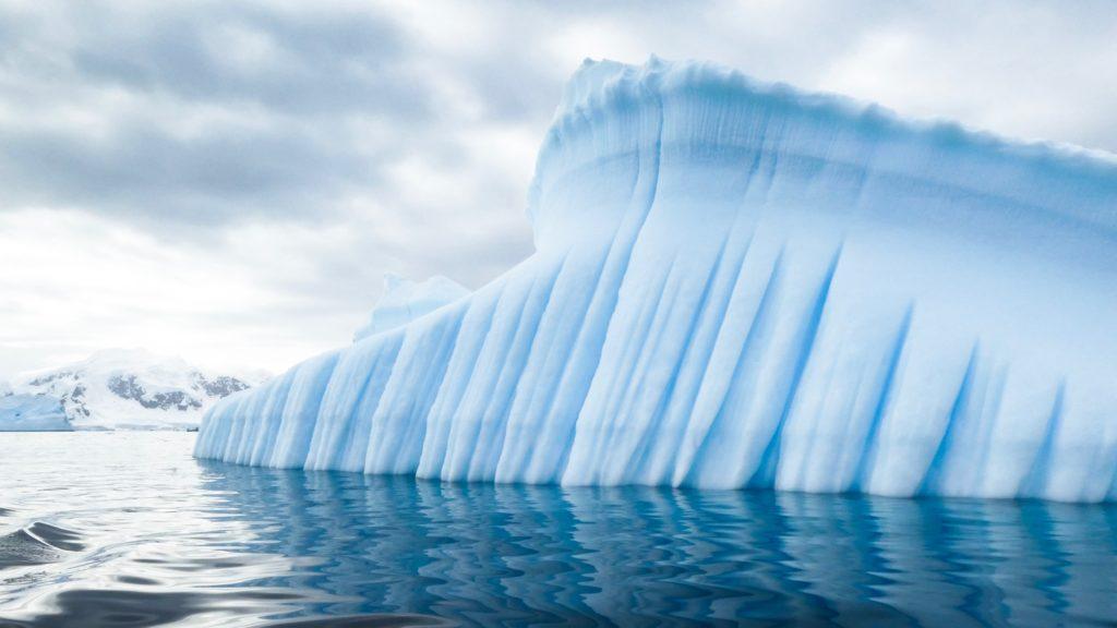 雪、氷の減少