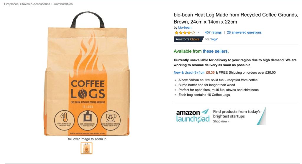 コーヒーログス
