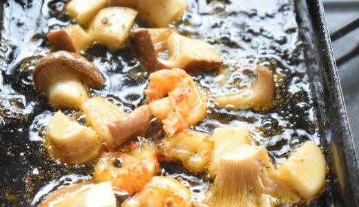アメリカザリガニのアヒージョ | ザリガニを食べる日常