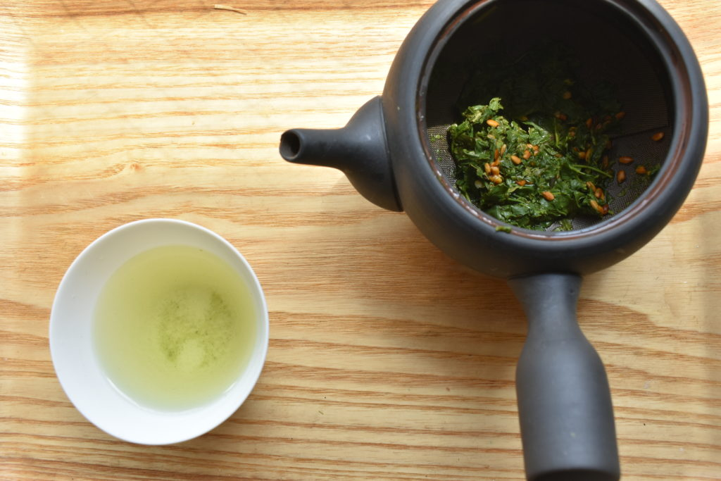 緑茶と急須