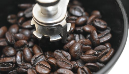 コーヒー豆を挽いたら、在宅ワークの眠気覚ましに良かった件について