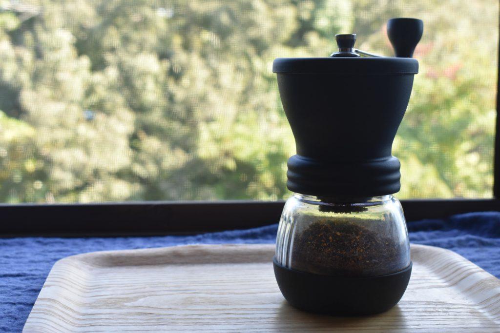 ハリオ コーヒーミル
