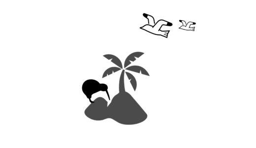 世界一裕福な島国が最貧国に転落したホントの話|アホウドリが作った島ナウル